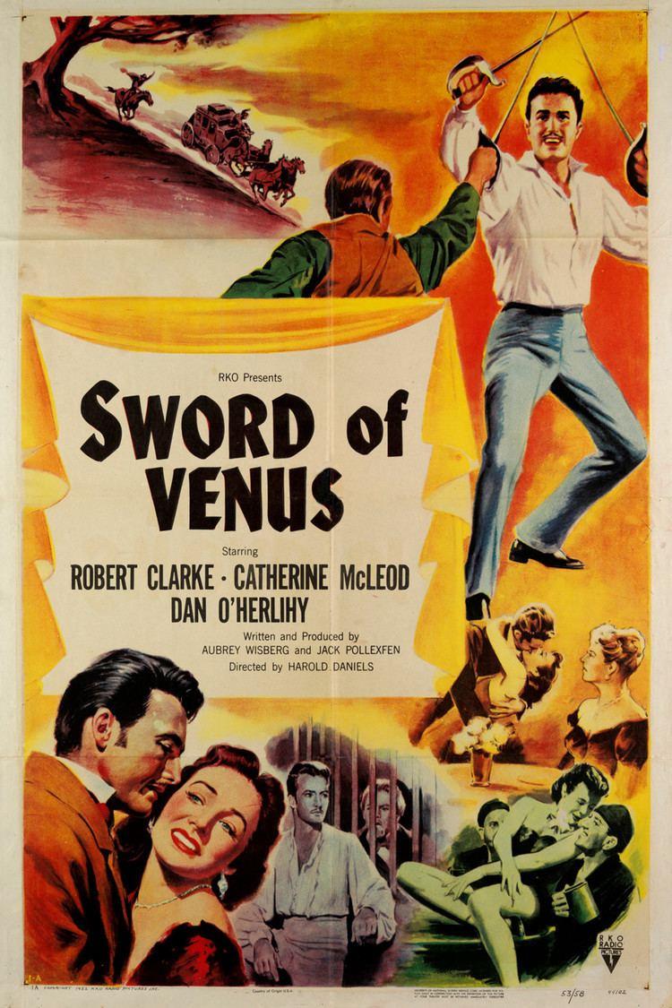 Sword of Venus wwwgstaticcomtvthumbmovieposters40099p40099