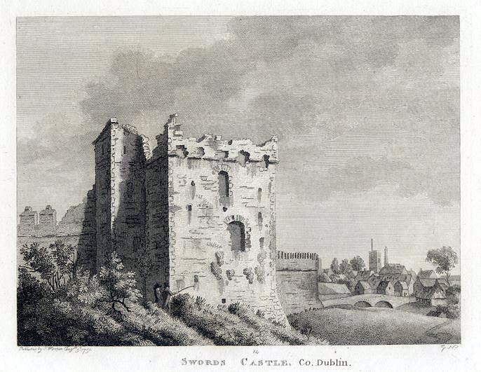 Swords, Dublin in the past, History of Swords, Dublin