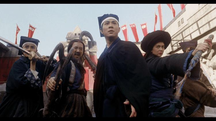 Swordsman II Chopsticks On Fire Jetruary 4 Swordsman 2 Invincible Asia 1992