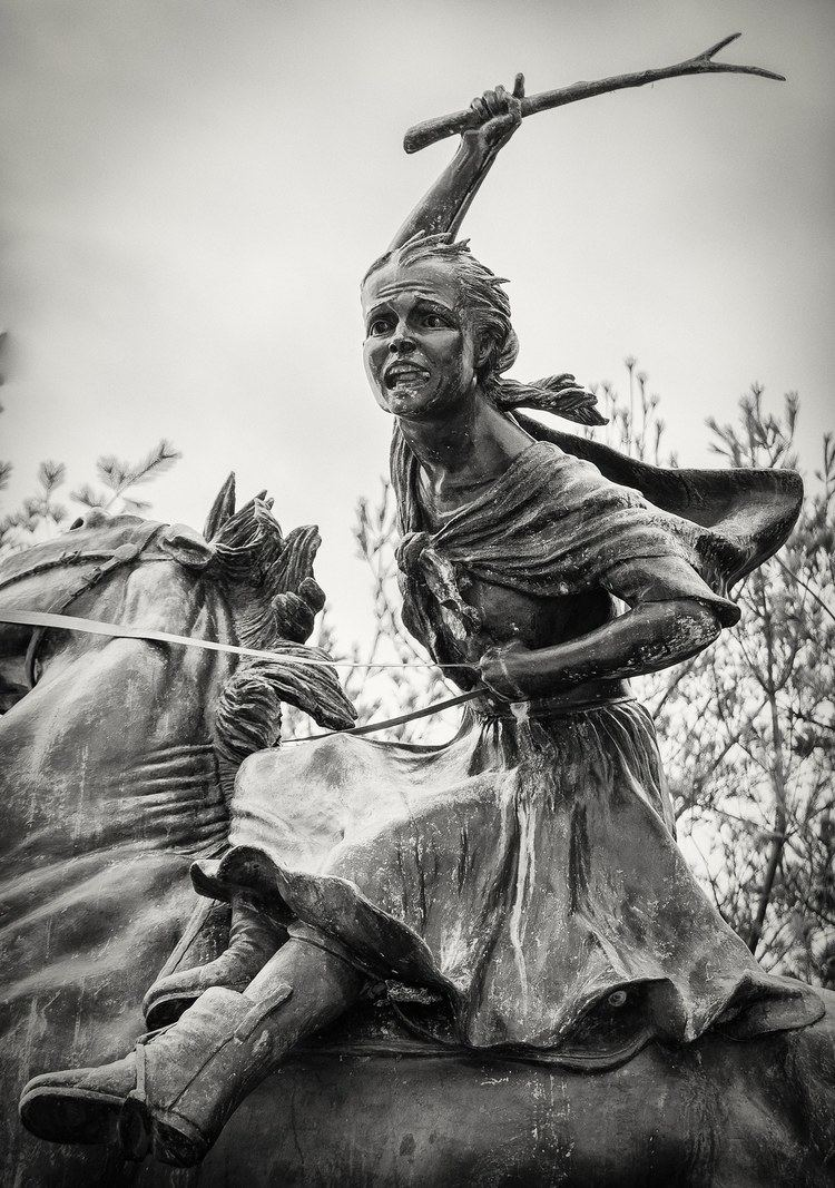 Sybil Ludington Sybil Ludington and Replacement Mythology Paul Matzko