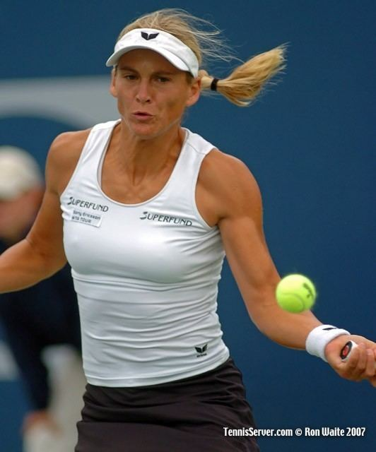 Sybille Bammer Sybille Bammer AUT Tennis Server Profile Articles