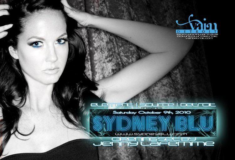 Sydney Blu RA Sydney Blu at Vain Michigan 2010