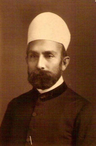 Syed Hussain Bilgrami ImadulMulk Syed Hussain Bilgrami 1844 1926 Genealogy