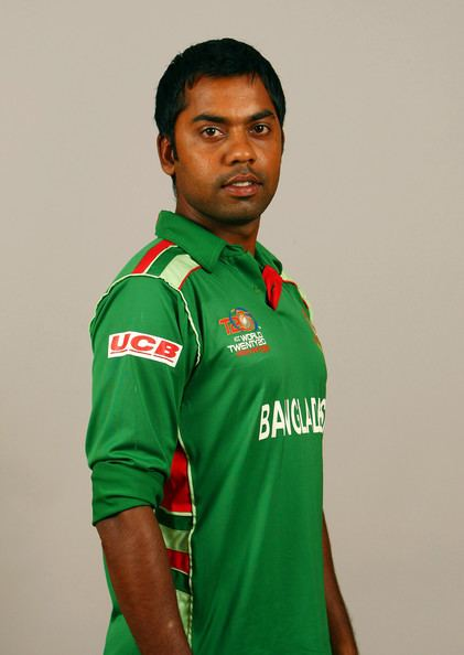Syed Rasel (Cricketer)