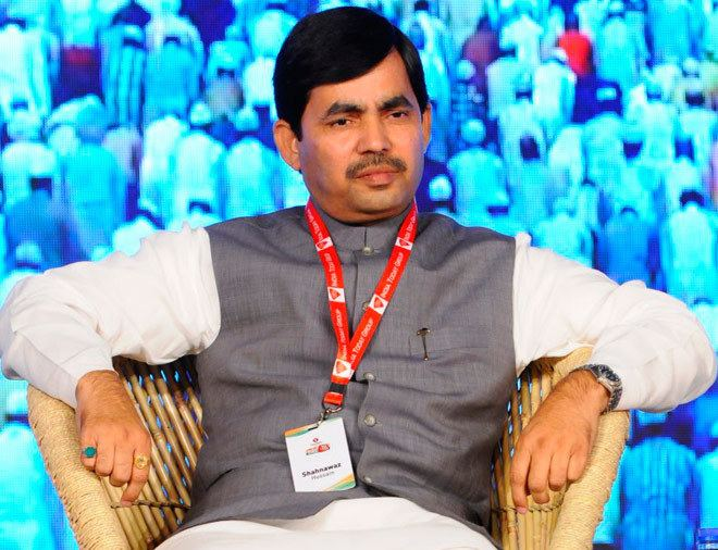 Syed Shahnawaz Hussain There should be a debate on secularism says Shahnawaz