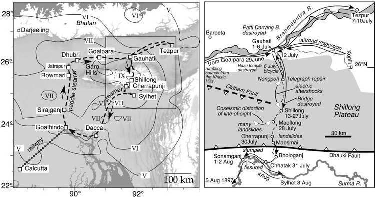 Sylhet in the past, History of Sylhet