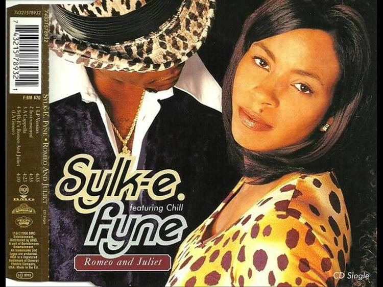 Sylk-E. Fyne Sylk E Fyne Romeo and Juliet Slowed amp Chopped YouTube
