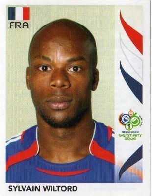 Sylvain Wiltord FRANCE Sylvain Wiltord 471 PANINI FIFA World Cup Germany