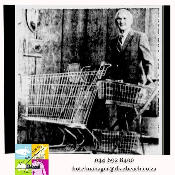 Sylvan Goldman The History of the Shopping Cart Sylvan Goldman invented the first