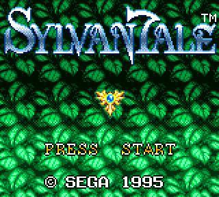 Sylvan Tale Sylvan Tale Japan En by Aeon Genesis v101 ROM lt Game Gear ROMs