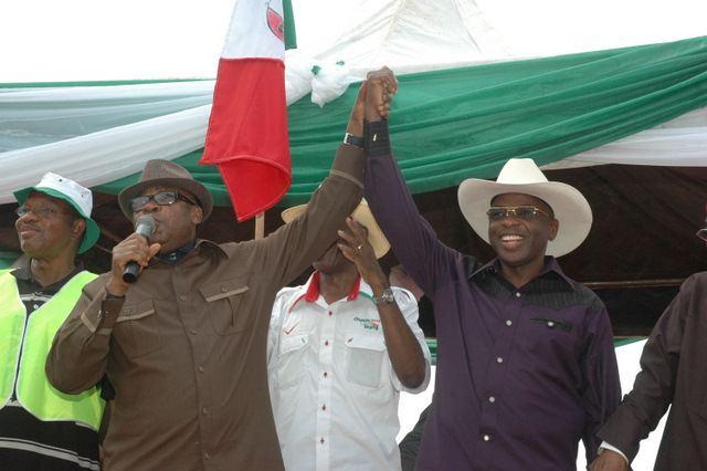 Sylvester Anyanwu Senator Sylvester Anyanwu Returns To Pdp Politics Nigeria