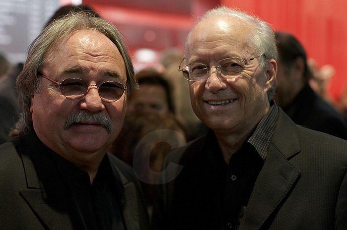 Sylvester Levay Sylvester Levay und Michael Kunze photo Andreas