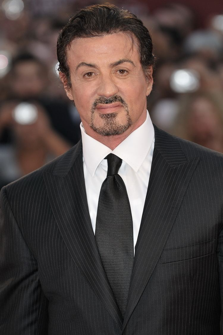Sylvester Stallone Sylvester Stallone Wikipedia the free encyclopedia