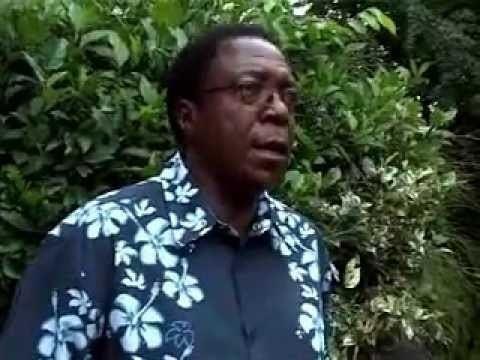 Sylvestre Ntibantunganya BurundiSylvestre Ntibantunganya s39exprime sur la vie de
