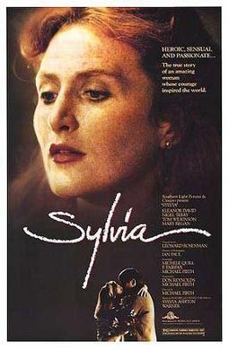 Sylvia (1985 film) movie poster