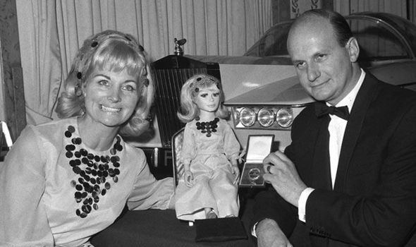 Sylvia Anderson Sylvia Anderson 39The press loved Penelope and that made