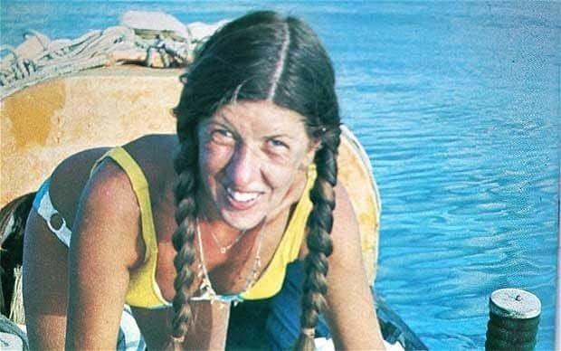 Sylvia Cook Sylvia Cook I rowed the high seas for love Telegraph