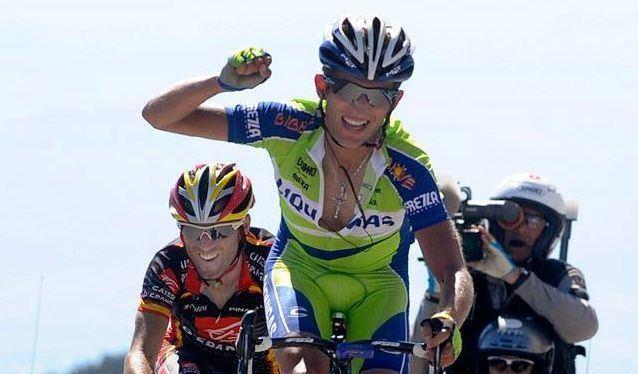Sylwester Szmyd Sylwester Szmyd Kolarstwo szosowe Tour de France Tour de Pologne