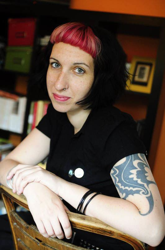 Sylwia Chutnik Sylwia Chutnik Biography Artist Culturepl
