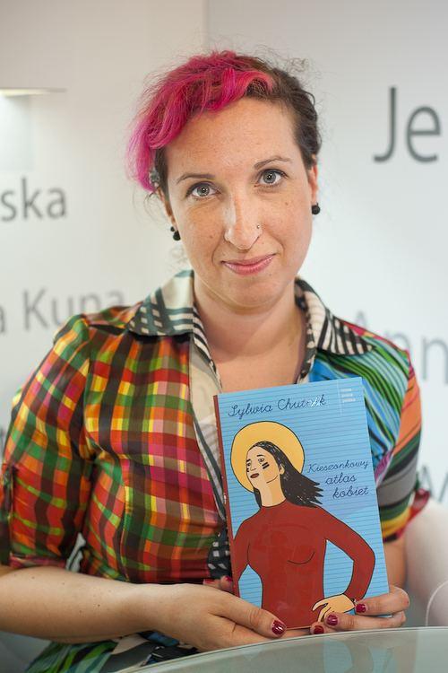Sylwia Chutnik Zwierciadlopl Ksika Nominacje Nike 2013 wywiad z