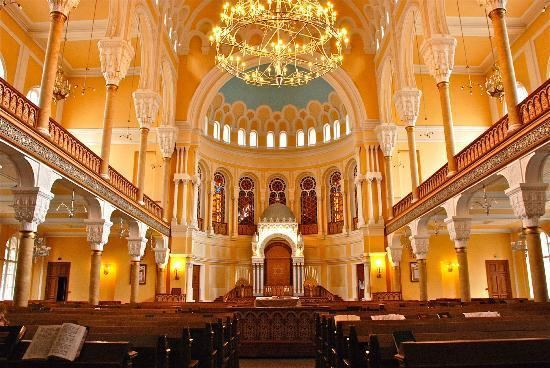 Synagogue Grand Choral Synagogue St Petersburg TripAdvisor