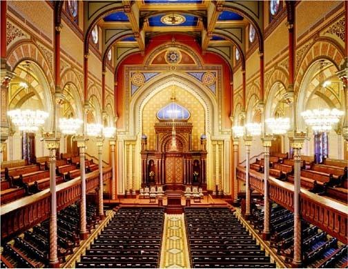 Synagogue New York Architecture Images Central Synagogue