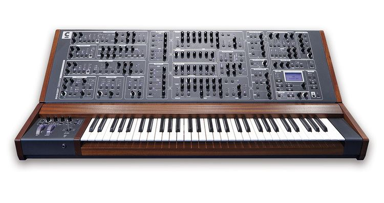 Synthesizer Schmidt Eightvoice Polyphonic Synthesizer