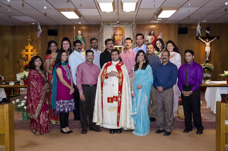 Syro-Malabar Catholic Church Previous Parish Councils St Thomas SyroMalabar Catholic Church