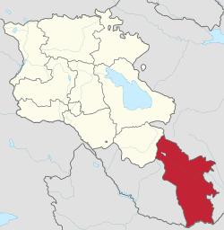 Syunik Province Syunik Province Wikipedia