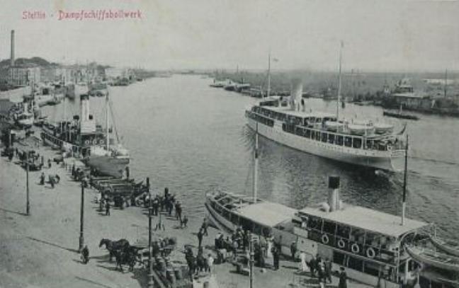 Szczecin in the past, History of Szczecin