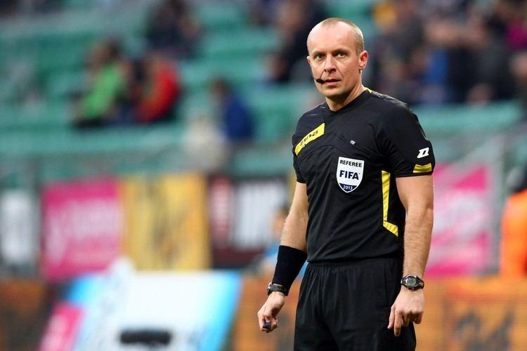 Szymon Marciniak Szymon Marciniak w grupie UEFA Elite Pocki Portal Sportowy