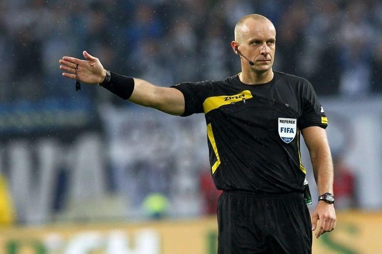 Szymon Marciniak LM Szymon Marciniak doceniony przez UEFA Pikarski wiat