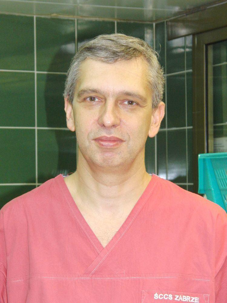 Szymon Pawlak lskie Centrum Chorb Serca w Zabrzu Dr Szymon Pawlak