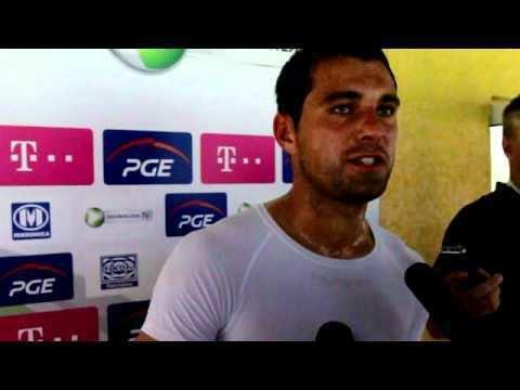 Szymon Sawala Szymon Sawala po meczu GKS Lech 03 YouTube