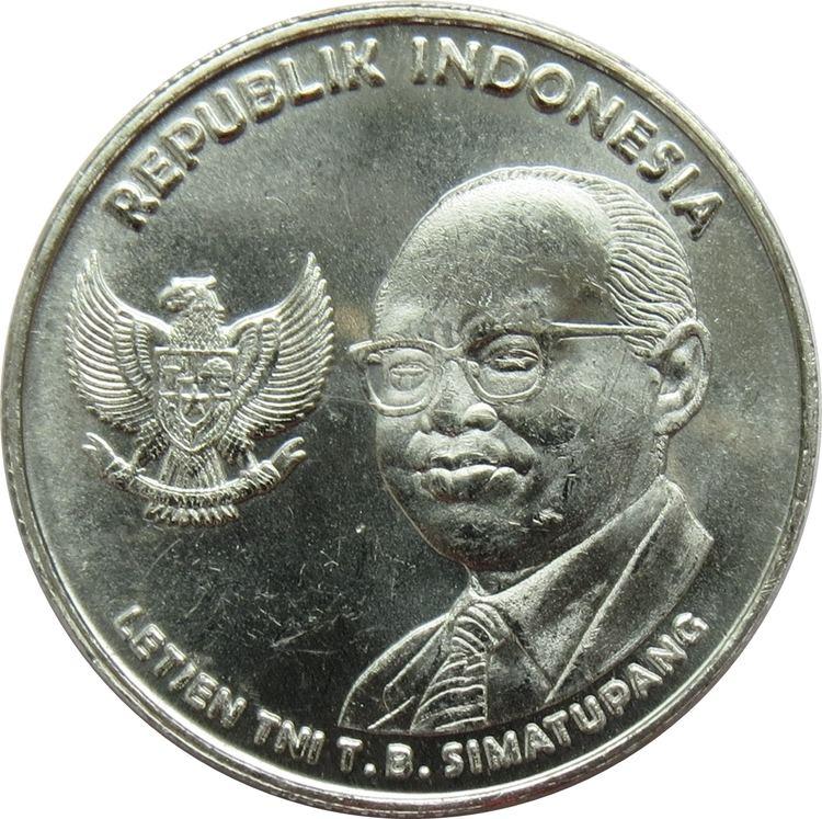 T. B. Simatupang 500 Rupiah T B Simatupang Indonesia Numista