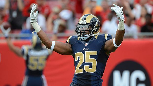 T. J. McDonald Rams39 TJ McDonald playing as well as any safety in the