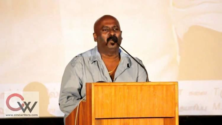 T. Muthuraj Art Director T Muthuraj at Raja Rani Sucess Meet YouTube