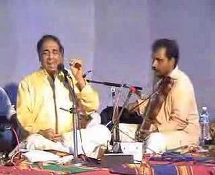 T. N. Seshagopalan Maestro TNSeshagopalan Breathtaking Hindolam YouTube