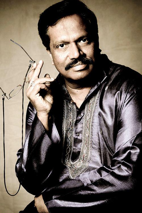 T. S. Nagabharana TSN involved with the movie Vasundhara TS Nagabharana New