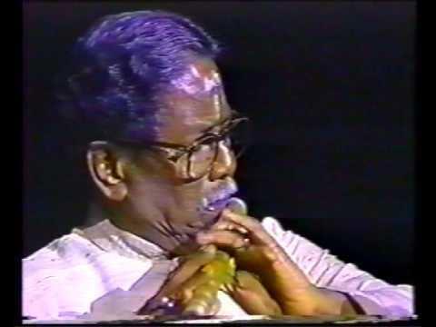 T. Viswanathan T Viswanathan T Balasaraswatis brother YouTube