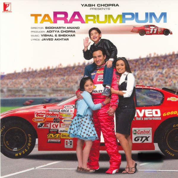 Ta Ra Rum Pum 2007 Mp3 Songs Bollywood Music