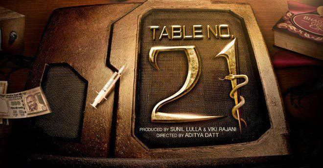 Table No. 21 Why 21 in Table No 21 Bollywood News India Today