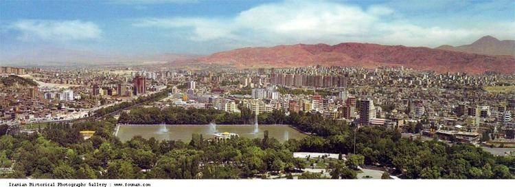 Tabriz Beautiful Landscapes of Tabriz