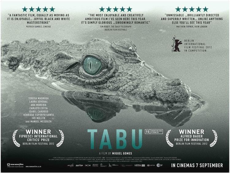 Tabu (2012 film) New Wave Films New Releases