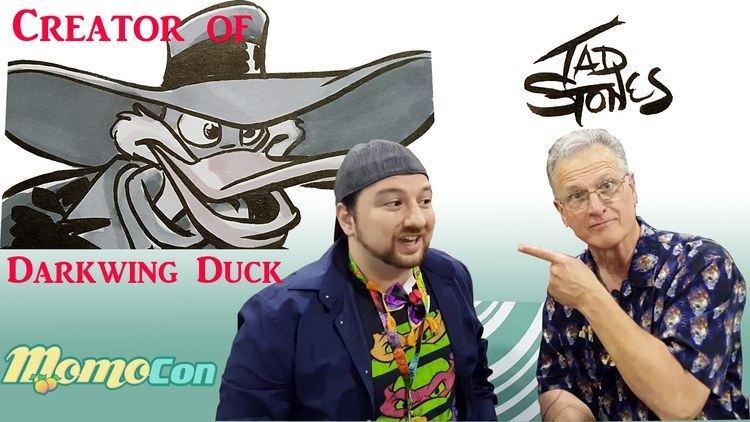 Tad Stones Darkwing Duck Creator Tad Stones Interview MomoCon YouTube