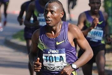 Tadese Tola Course records expected at Tokyo Marathon iaaforg
