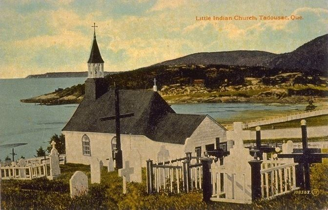 Tadoussac in the past, History of Tadoussac