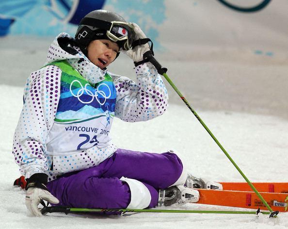 Tae Satoya Tae Satoya Pictures Freestyle Skiing Day 2 Zimbio