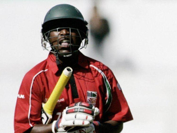 Tafadzwa Mufambisi (Cricketer)