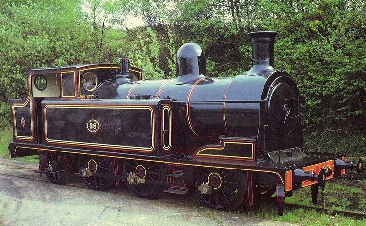 Taff Vale Railway O1 class